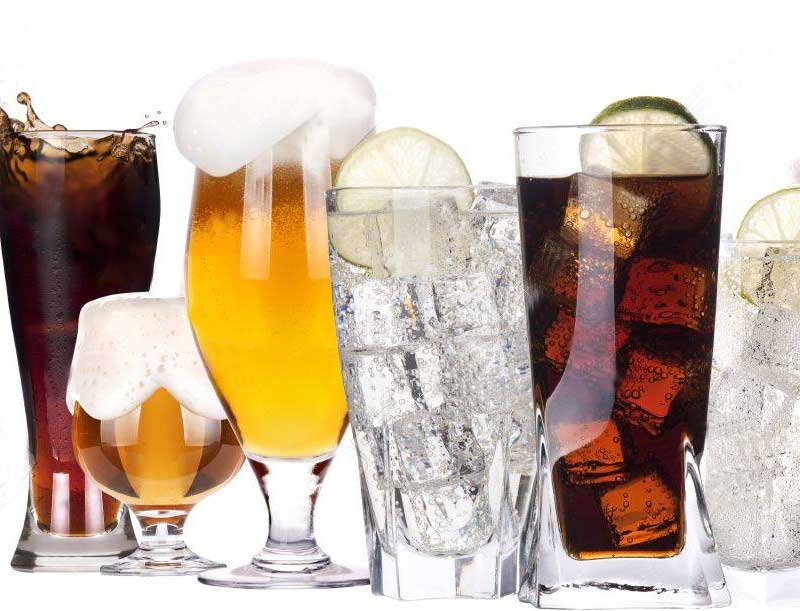 Beer and other cold drinks