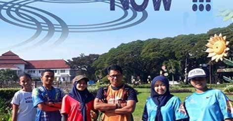 Shelter running team - fun Malang city run