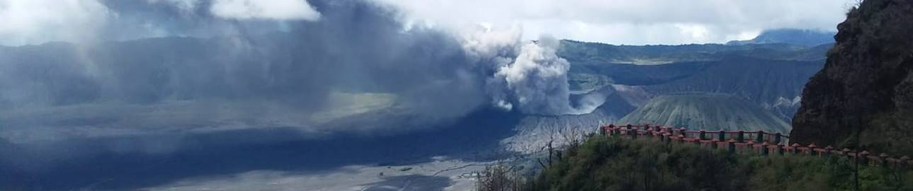 Bromo safety radius of 1 km since March 2019